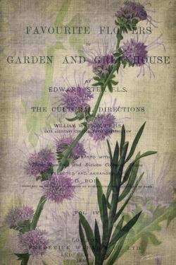 Favorite Flowers I by John Butler