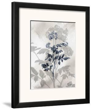 Indigo Bloom II by John Butler