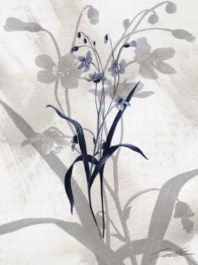 Indigo Bloom III by John Butler