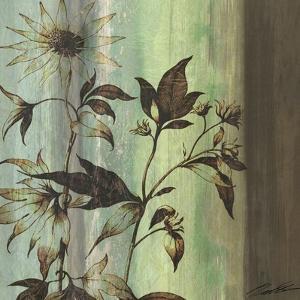 Painted Botanical I by John Butler