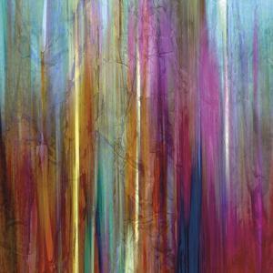 Sunset Falls I by John Butler