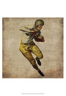 Vintage Sports III by John Butler