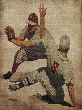Vintage Sports VII by John Butler