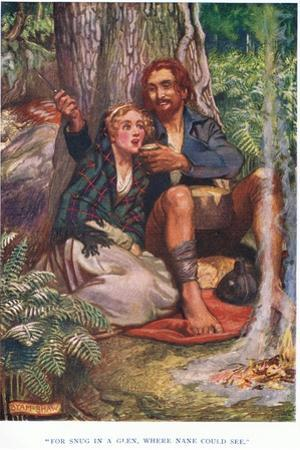 For Snug in a Glen, Where Nane Could See, 1928
