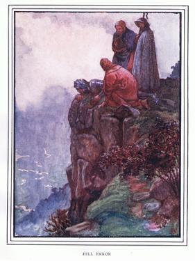 Hill Error by John Byam Liston Shaw