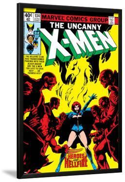 Uncanny X-Men No.134 Cover: Grey by John Byrne