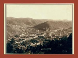 Deadwood [S.D.], from Forest Hill by John C. H. Grabill