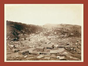 Deadwood, [S.D.] from Mcgovern Hill by John C. H. Grabill