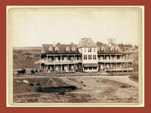 Hotel Minnekahta, Hot Springs, Dak by John C. H. Grabill