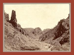 Phantom Ridge, Black Hills, Dak by John C. H. Grabill
