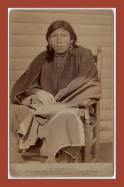 Tasunka, Ota (Alias Plenty Horse[S]), the Slayer of Lieut. Casey, Near Pine Ridge, S.D by John C. H. Grabill