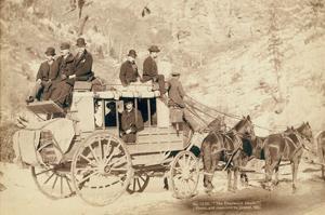 The Deadwood Coach by John C.H. Grabill