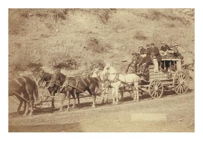 The Last Deadwood Coach