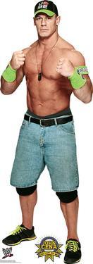 John Cena - WWE Lifesize Standup