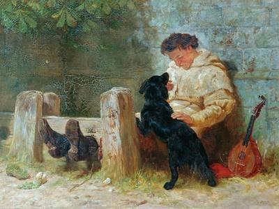 His Only Friend, 1875