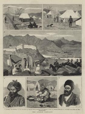 The Afghan Campaign by John Charles Dollman