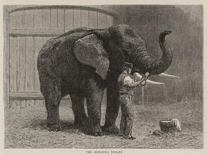 Wanderings in the Zoo by John Charles Dollman