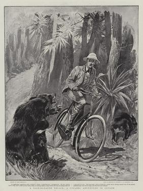 A Hair-Breadth Escape, a Cycling Adventure in Ceylon by John Charlton