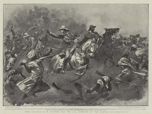 How Colonel R H Martin Led the 21st Lancers at the Battle of Omdurman by John Charlton
