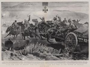 Into the Jaws of Death, How the Victoria Cross Was Won at the Battle of Colenso by John Charlton