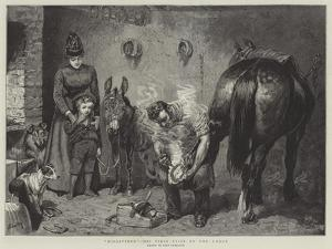 Misgivings, His First Visit to the Forge by John Charlton