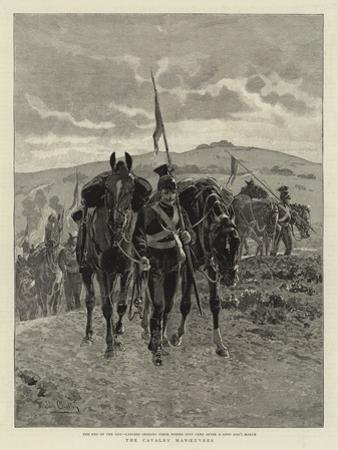 The Cavalry Manoeuvres by John Charlton