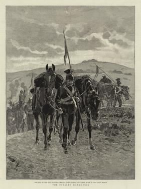 The Cavalry Manoeuvres by John Charlton