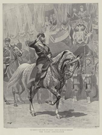 The Czar's Coronation by John Charlton