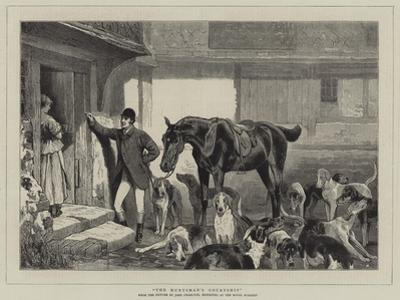The Huntsman's Courtship by John Charlton