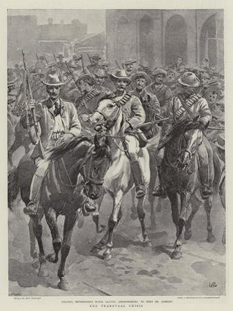 The Transvaal Crisis by John Charlton