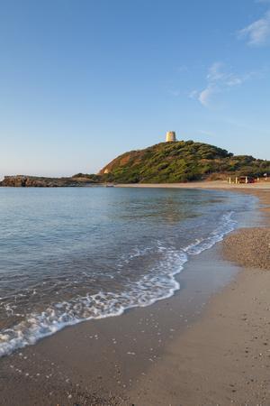 Chia Beach, Cagliari Province, Sardinia, Italy, Mediterranean, Europe