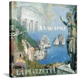 Anacapri by John Clarke