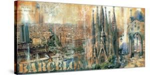 Barcelona by John Clarke