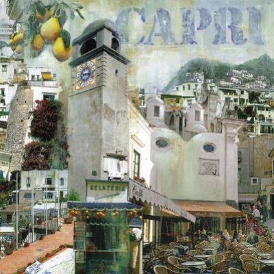 Capri I by John Clarke