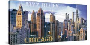 Chicago I by John Clarke