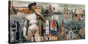 Firenze I by John Clarke