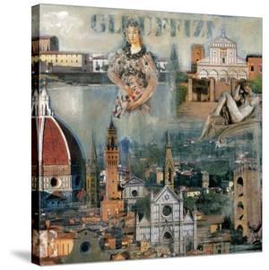 Firenze III by John Clarke