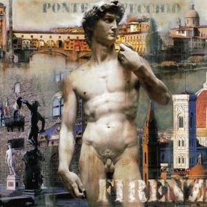 Florence I by John Clarke