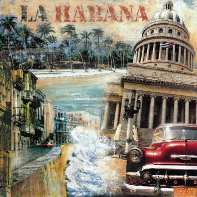 La Habana, Cuba I by John Clarke