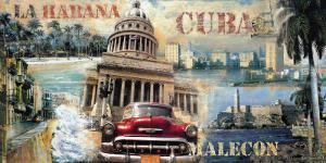 La Habana, Cuba by John Clarke