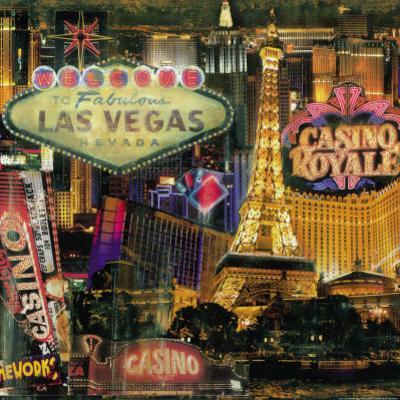 Las Vegas I by John Clarke