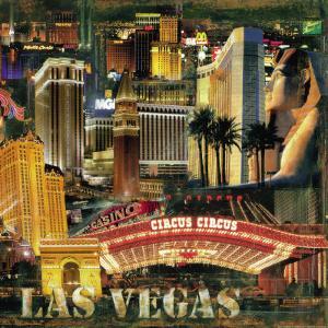 Las Vegas II by John Clarke