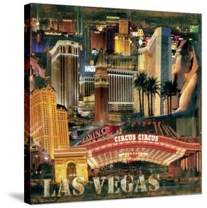 Las Vegas III by John Clarke