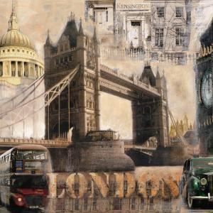 London I by John Clarke