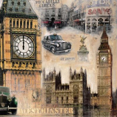 London II by John Clarke