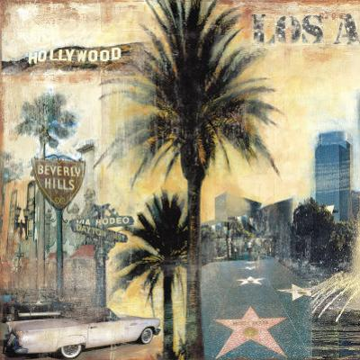 Los Angeles I by John Clarke