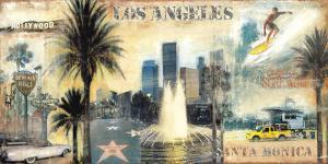 Los Angeles by John Clarke