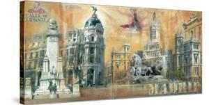 Madrid by John Clarke
