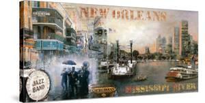 New Orleans I by John Clarke