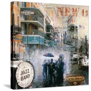 New Orleans II by John Clarke